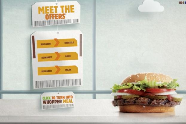 Burger King's latest crazy idea asks people to trade in their