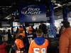Cold Beer In, Hot Chocolate Out at Mild Super Bowl XLVIII