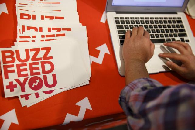 Tuesday Wake-Up Call: BuzzFeed asks for donations