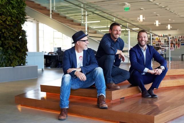 Creativity 50 2014: John Boiler, Glenn Cole, Robert Nakata