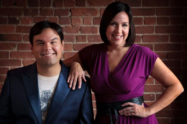 Creativity 50 2014: Kristen Anderson-Lopez and Robert Lopez