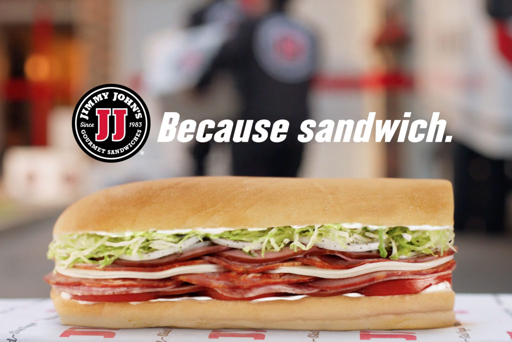 At Workinprogress, all hands on deck for Kit Kat and Jimmy John's