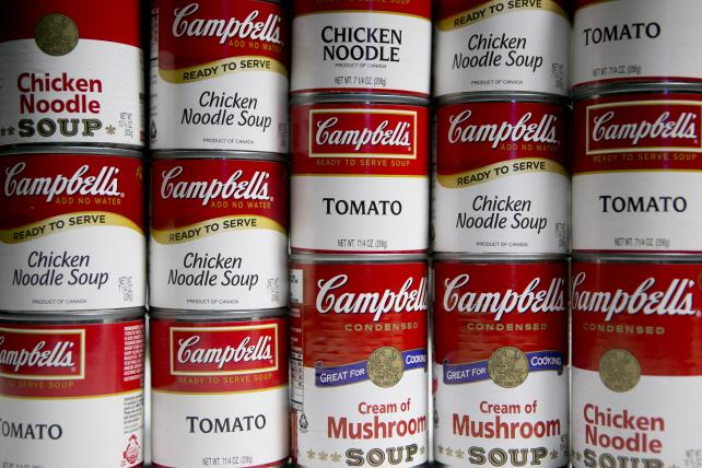 Campbell shares rise after earnings beat estimates under new CEO