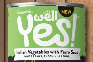 Campbell Cleans Up Its Act With Wellness-Focused Soup Line