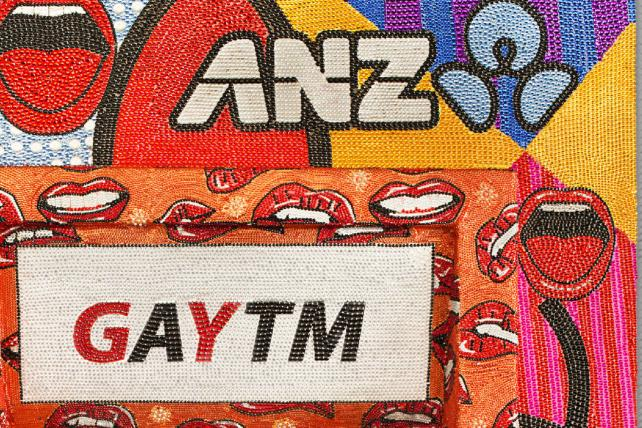 'GAYTMs' Win Outdoor Grand Prix for Whybin TBWA and Aussie Bank