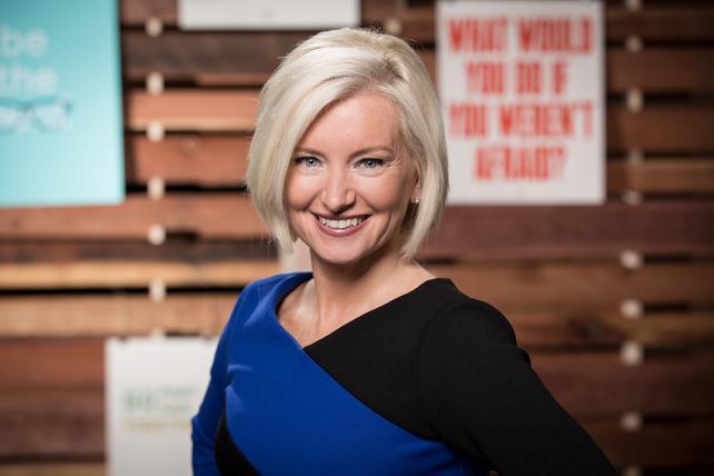 Carolyn Everson calls for a big Facebook marketing push