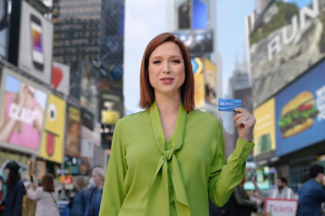Watch the Spot: Chase Taps Ellie Kemper in Campaign for New Freedom Unlimited Card