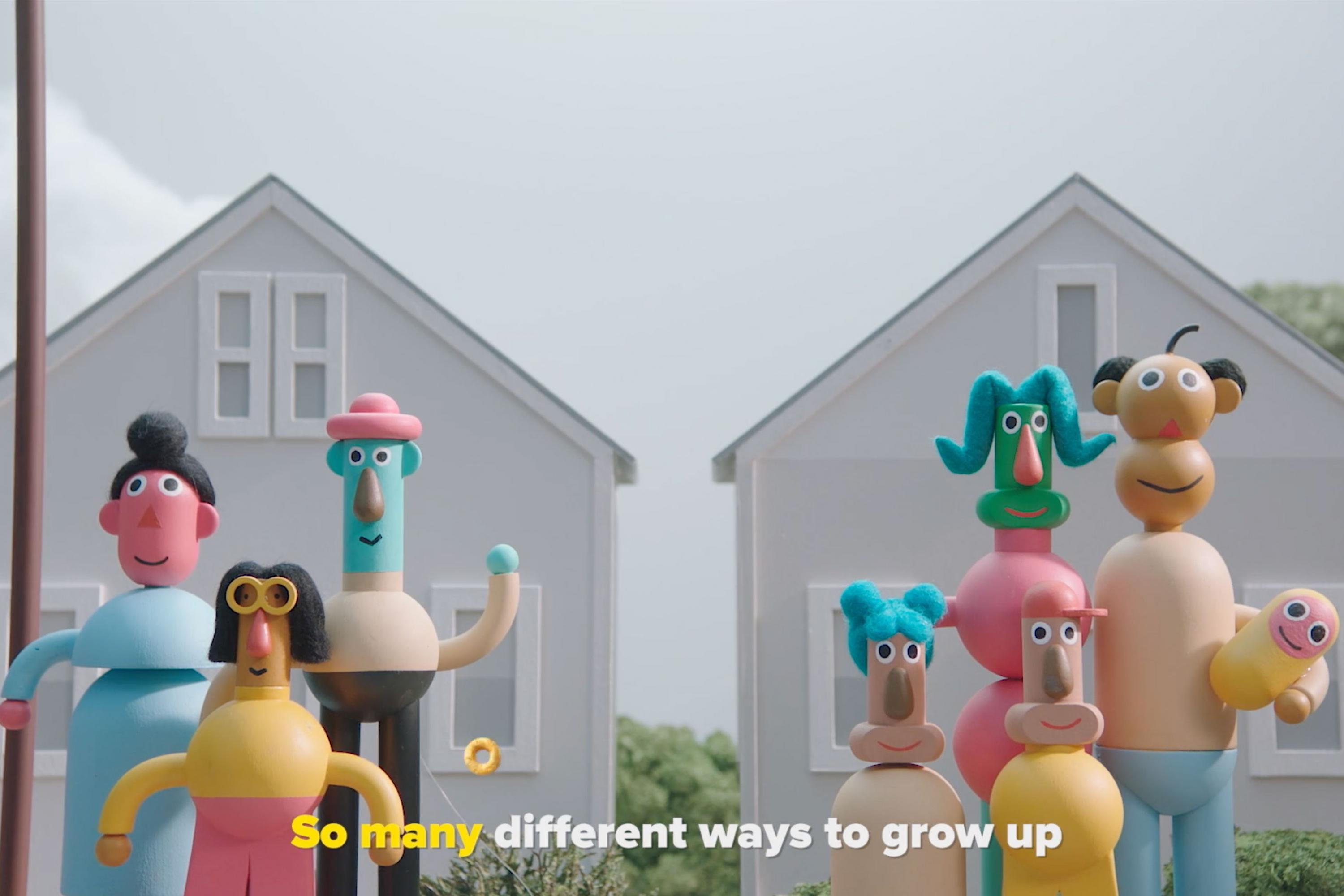 Cheerios celebrates inclusivity, diverse families and more in these animated music videos