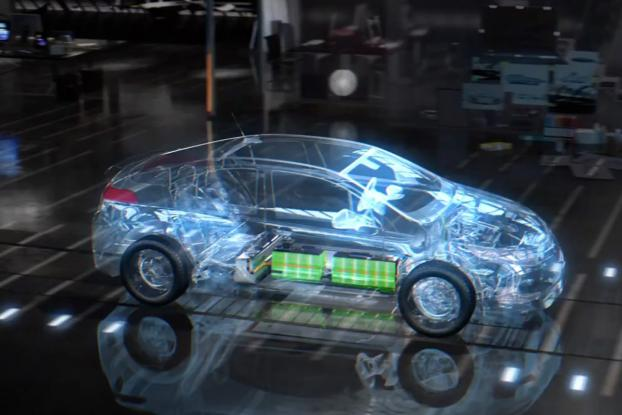 Car Of Future Is 2016 Volt In Ad For Chevy And Disney Tomorrowland Tie Up Adage