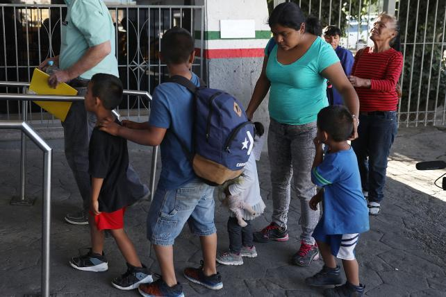 Some airlines refuse to fly separated migrant children