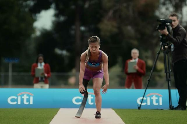 See the Spot: Citi Looks Beyond Logos in Olympics Campaign