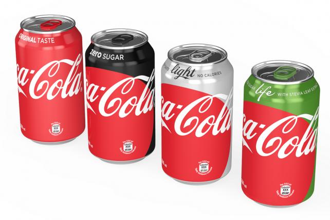Investors Give Mixed Reviews of Coke's Big Design Change