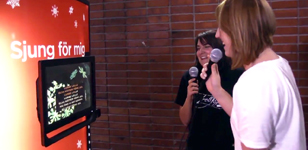 Sing for Me Vending Machine