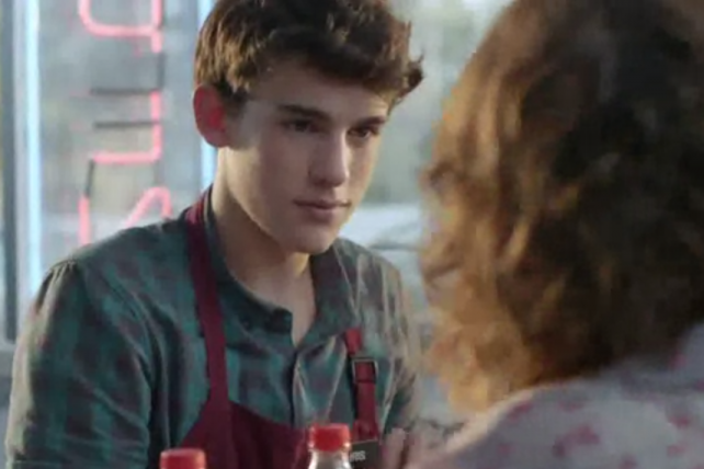 Last Night's New Ads: Here's What Happens When You Share a Coke