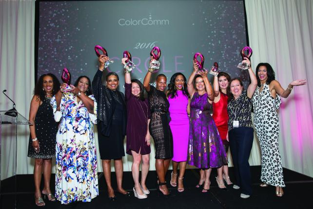 ColorComm Makes Strides Beyond Connecting Media Execs of Color