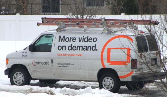 Comcast, AT&T Lead Google in Super-Fast Broadband Delivery