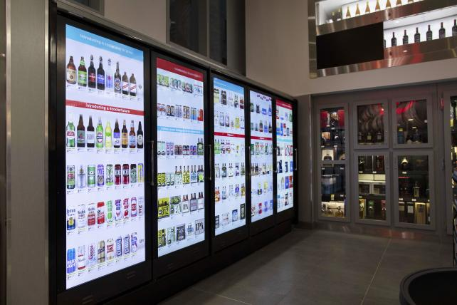 Startup gives Walgreens beverage aisle a digital makeover