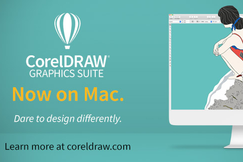 Corel: Response marketing introduces coreldraw graphics suite for mac