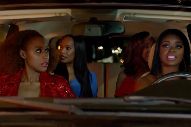 Issa Rae and her real best friends throw shade for CoverGirl