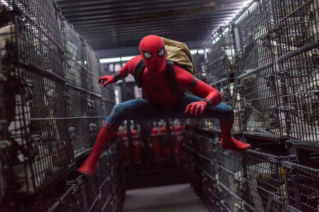 Spider-Man Comes to Sony's Rescue to Shake Sequel Fatigue