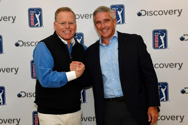 Discovery, PGA Tour tee up $2B international rights deal