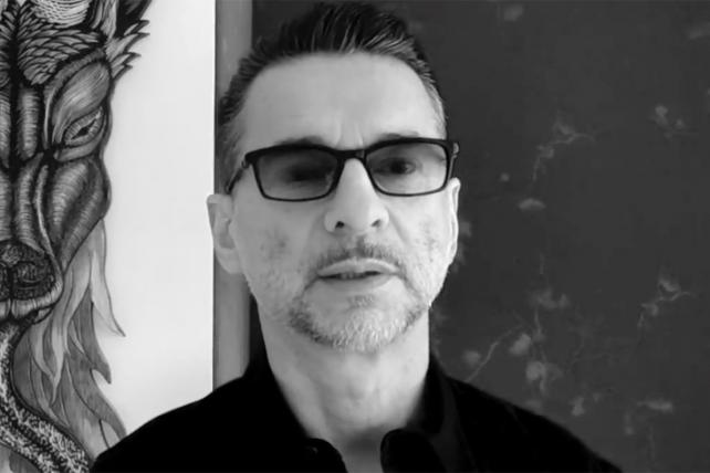 Depeche Mode Turns Over Its Facebook Page to Fans -- for an Entire Year
