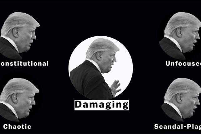 Ezra Klein: Trump Is 'Recklessly, Impulsively Endangering His Own Presidency'