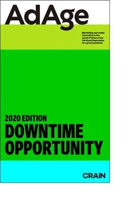 Downtime Opportunity: 2020 Edition