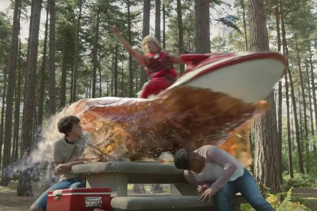 Watch the Newest Ads on TV From Dr Pepper, Microsoft, Ford and More