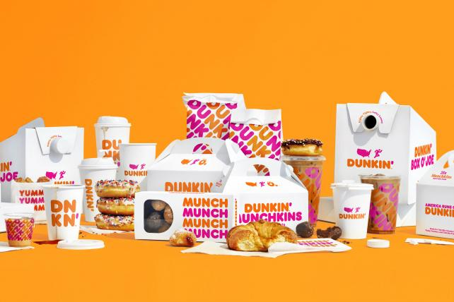 Wake-Up Call: Dunkin' ditches the word 'Donuts'