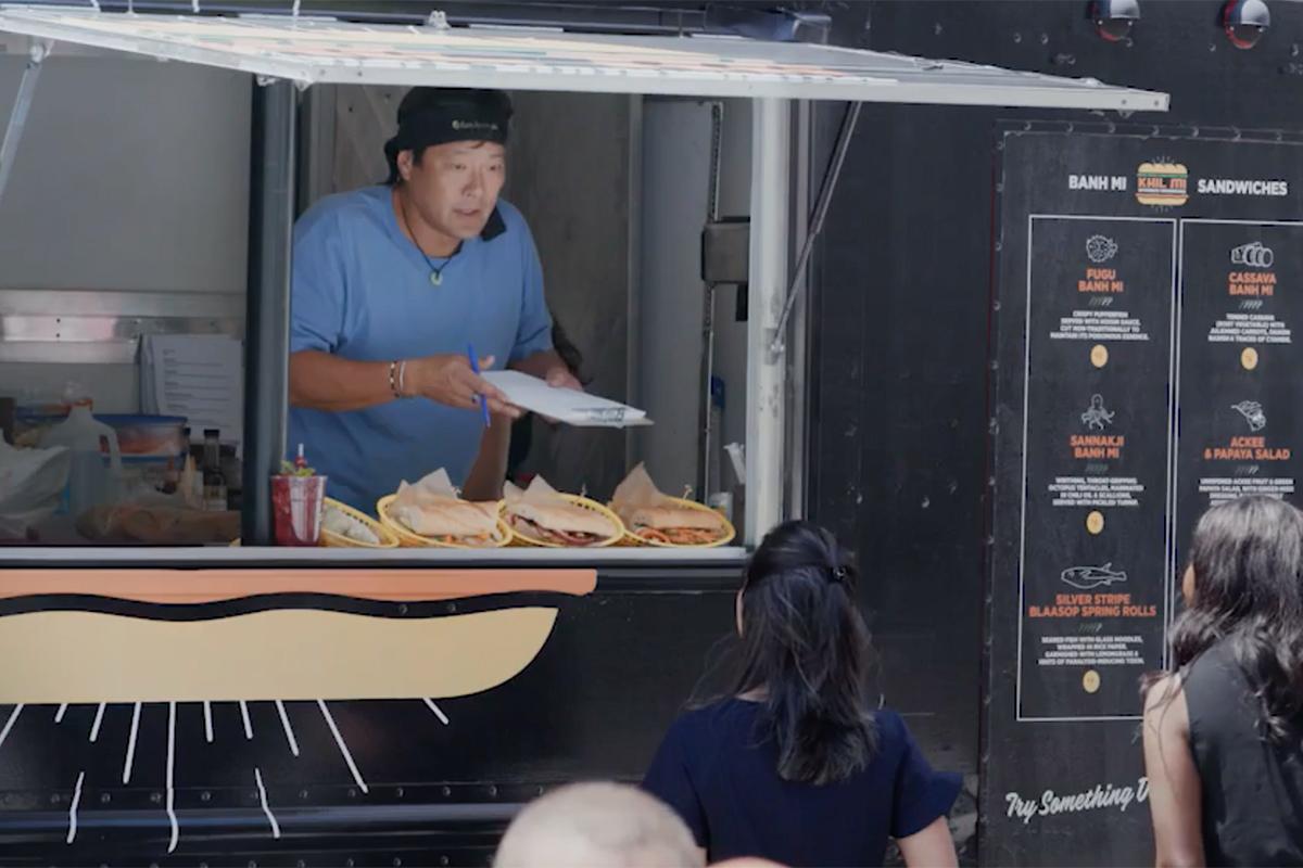 A Killer Food Truck