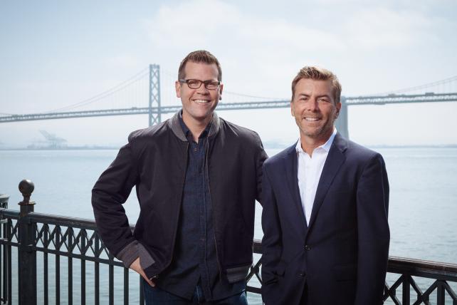 Eric Kallman and Steven Erich Open S.F. Agency Erich & Kallman