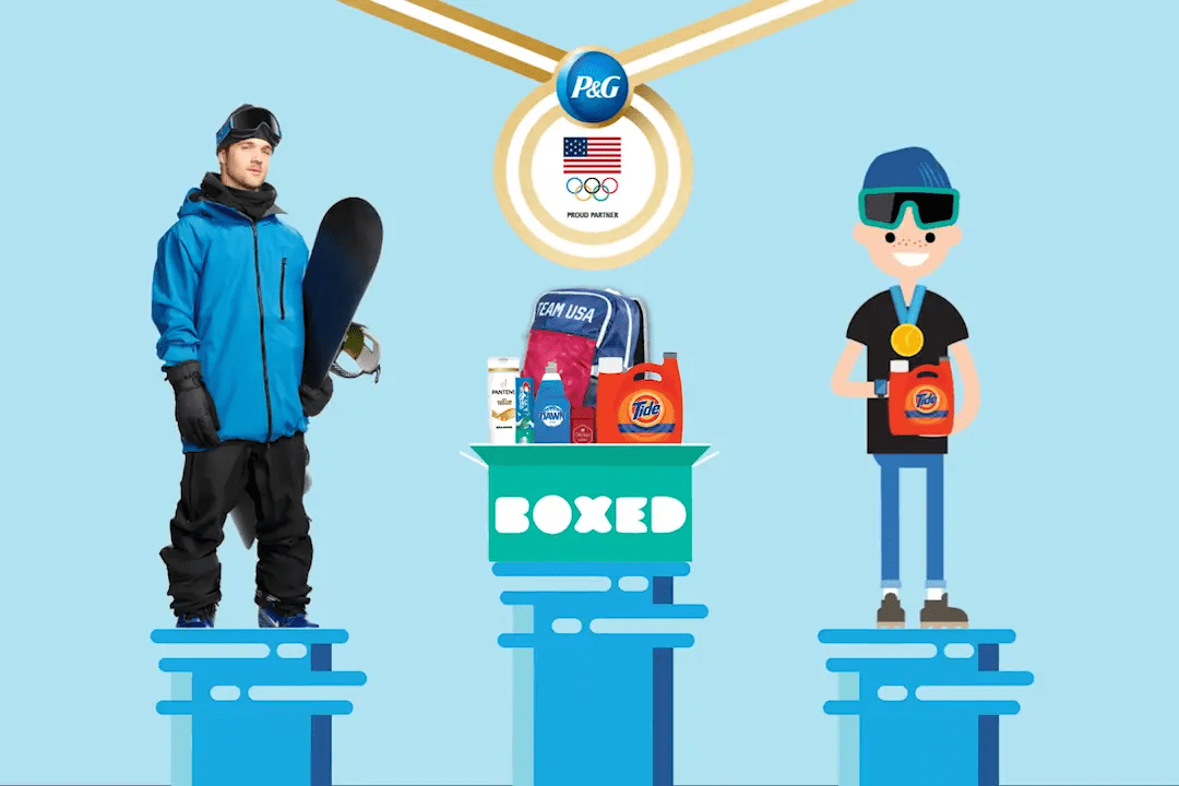 Procter & Gamble: Out of the box