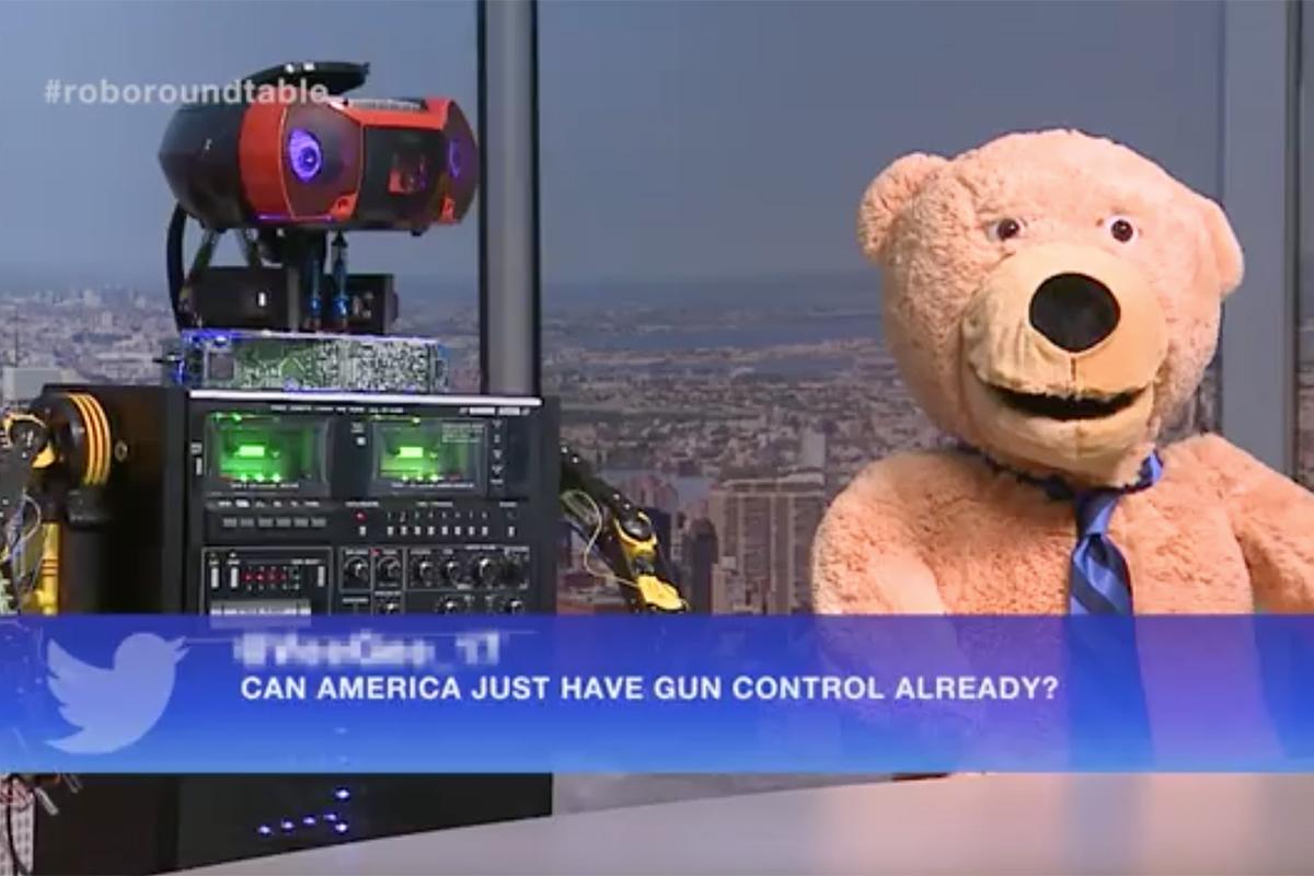 Robo Roundtable Gun Control