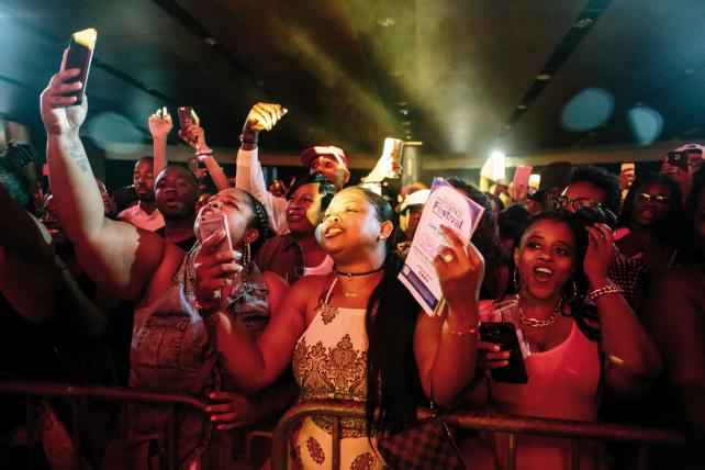 Inside the Party With a Purpose: Time Inc.'s Essence Festival Is a Marketer Draw