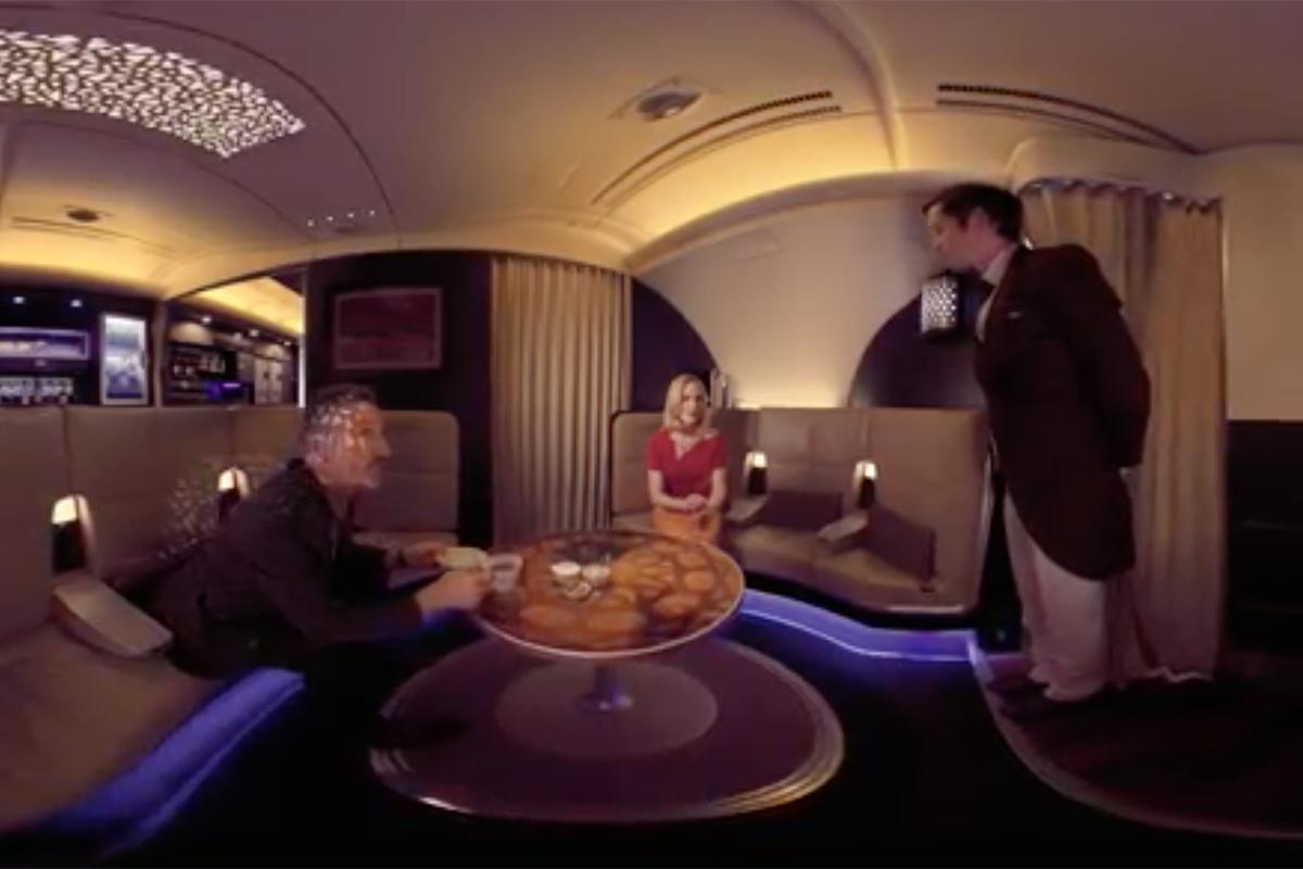 Reimagine Flying Featuring Nicole Kidman