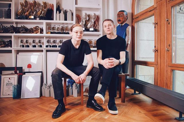 Creatives you need to know: Evelina Rönnung and Hugo Wallmo