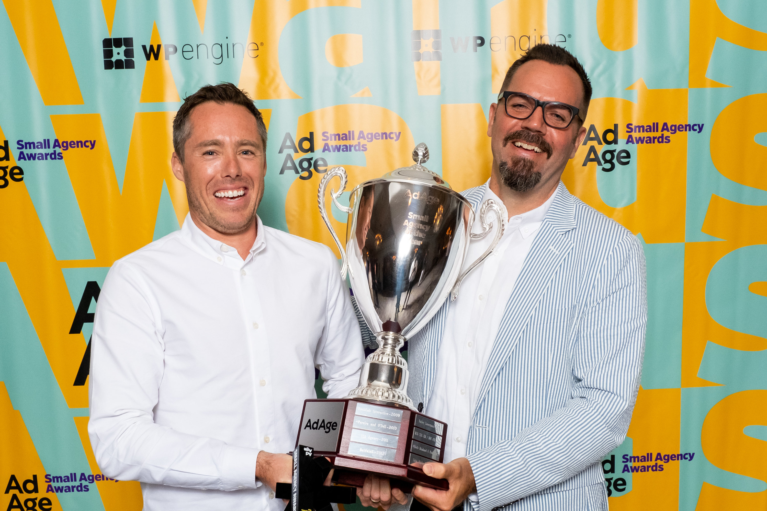 The 2019 Ad Age Small Agency Award Winners