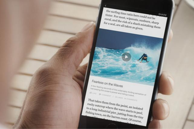 Publishers Willing to Give Facebook Their Articles, but Not Their Ad Sales