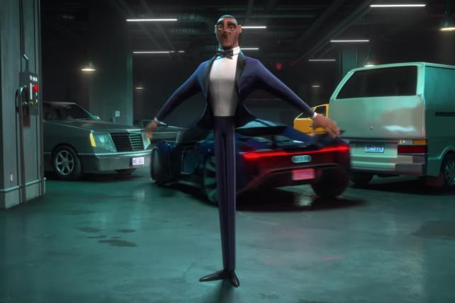 Audi's future car gets product placement in animated movie