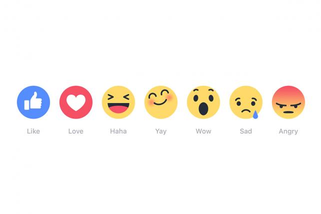 What Facebook 'Reactions' Will Mean for Savvy Marketers