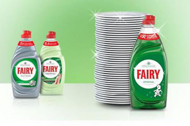 Procter & Gamble Consolidates Global Dishwashing Brands With Publicis