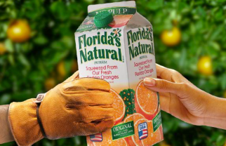 Florida's Natural Starts Review for a New Creative Agency