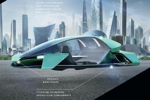 Arconic Reimagines World of 'The Jetsons' in New Campaign