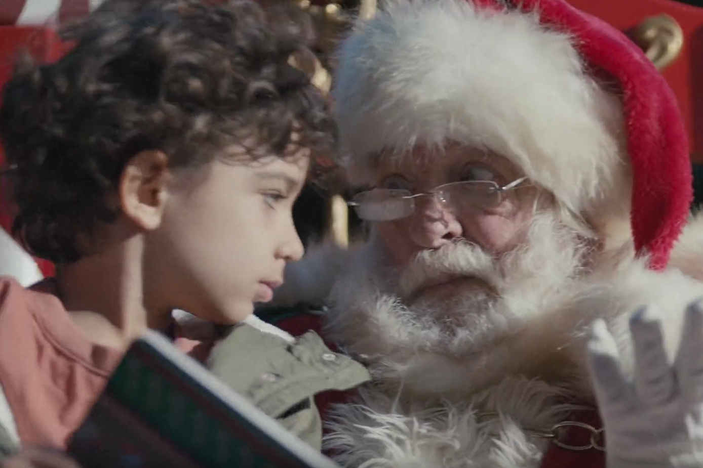 Cost Plus World Market: Follow One Boy's Quest to find Santa's favorite cookie