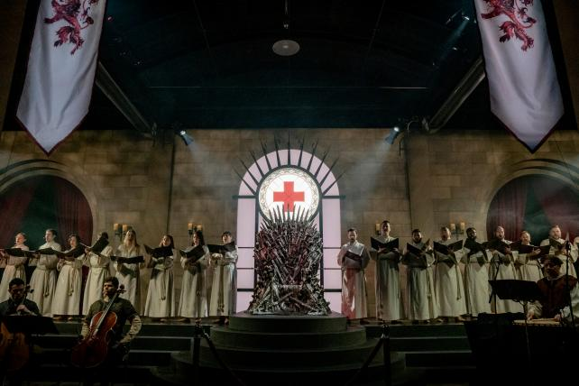 Game of Thrones' SXSW activation literally has people bleeding for devotion