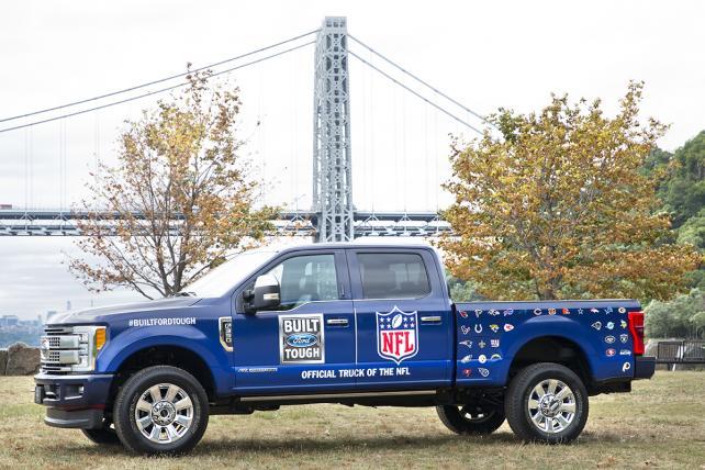 Lowdown: NFL Splits Auto Sponsors as Ford Joins Hyundai in Three-Year Deal