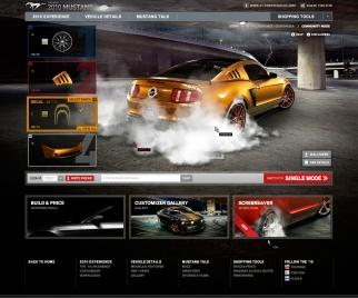 Mustang Community Customizer