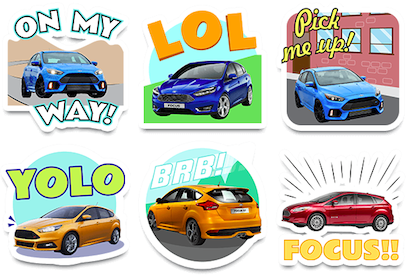 Ford, Domino's, Dell, Others Work to Translate the Language of Emojis