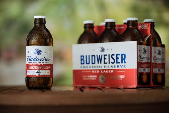 Budweiser intros new brew linked to George Washington